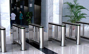 Difference of Each Turnstile Gate